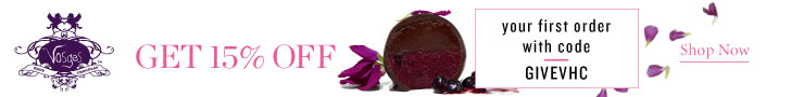 15% off your first order with Vosges Haut-Chocolat