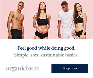 Organic Basics - organic cotton underwear for men and women