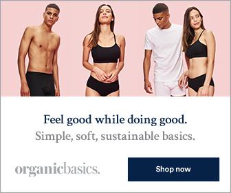 Organic Basics - organic cotton underwear for men and women