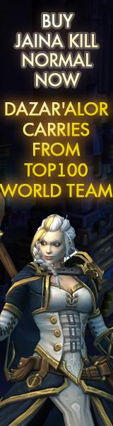Dazar'alor Carries From Top100 World Team