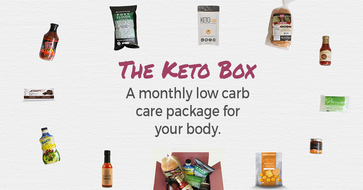 keto food delivery