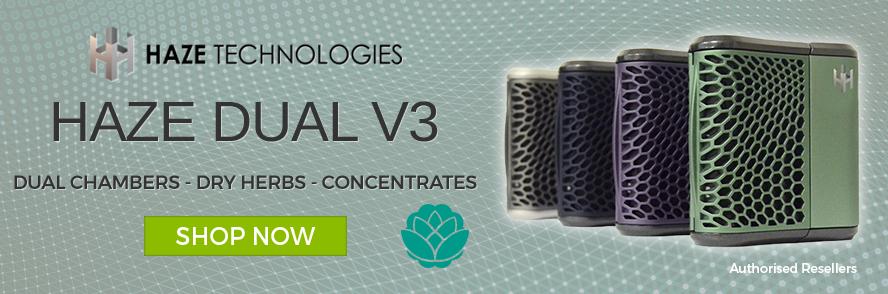 Haze V3 Vaporizer