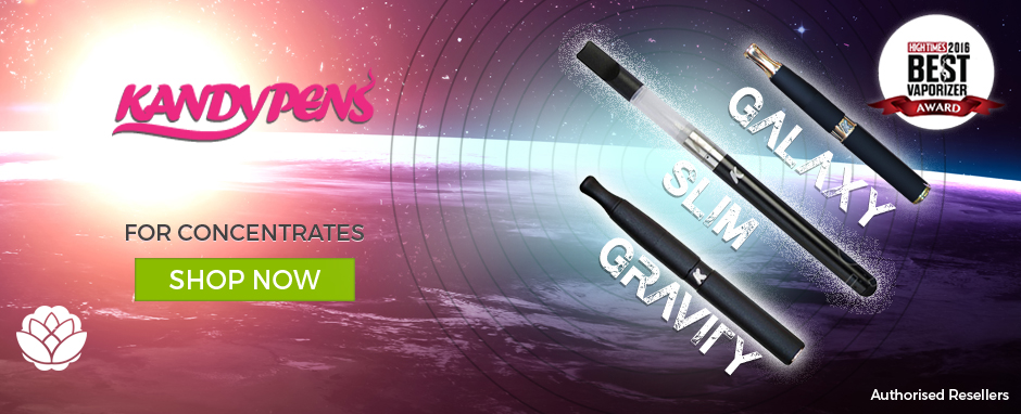 KandyPens Glaxy, Slim, Gravity