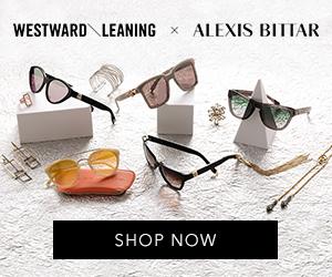 Westward Leaning x Alexis Bittar