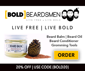 Bold Beardsmen Coupon