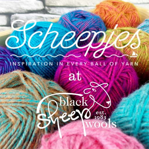 Scheepjes at Black Sheep Wools