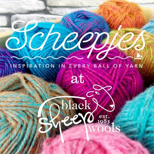 Scheepjes at Black Sheep Wools