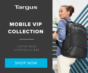 Targus Mobile VIP Collection | Laptop Bags Starting At $99 - Shop Now