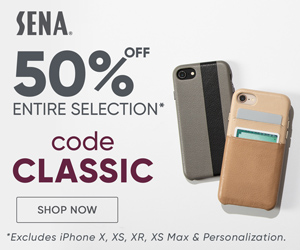 Sena Cases Coupon Code 2019