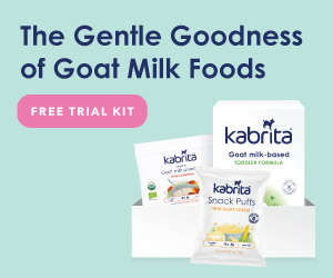 Trial Offer - Gentle Goodness of Goat Milk Foods