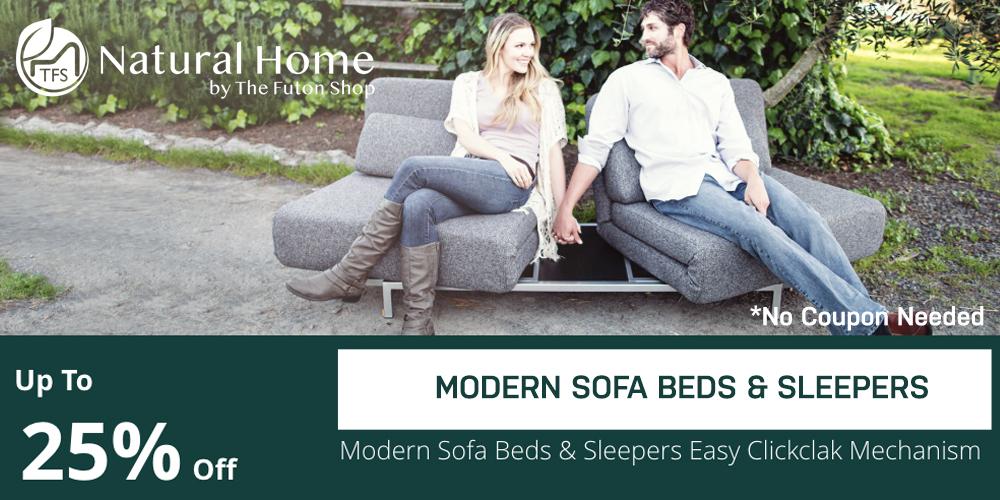 25% OFF Modern Sofa Beds