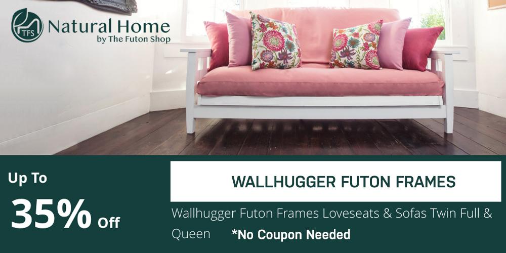 30% Wallhugger Futon Frames