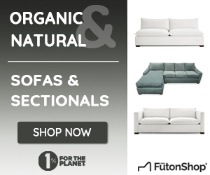 Organic Sofas & Sectionals