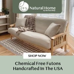 Chemical free Futons