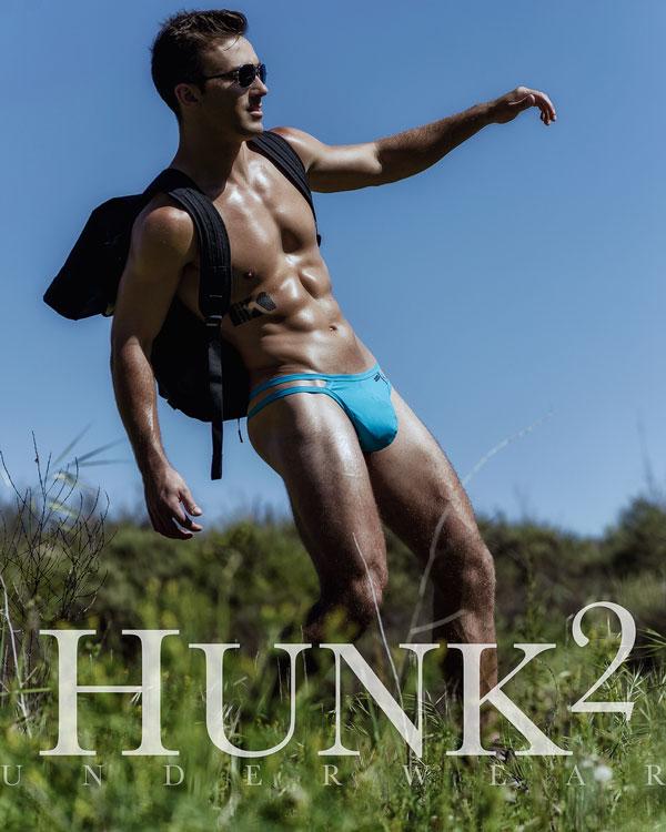 Hunk2 Men's Fashion Thongs