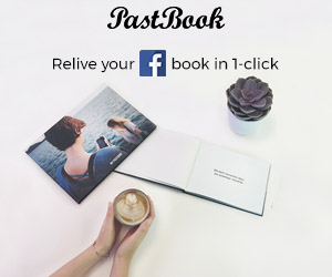 Facebook photo book static