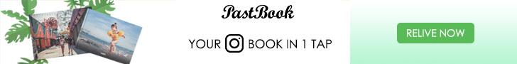 PastBook Coupon