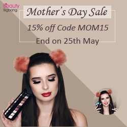 15% off, code: MOM15 , End on 5/25