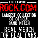100% Official Music Band Merchandise