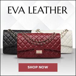 Eva Leather Designer Inspired Handbags