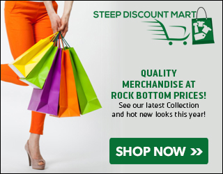 Steep Discount Mart Coupon