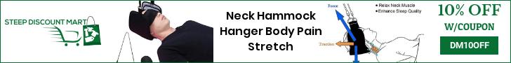 Neck Hammock Hanger Body Pain Stretch