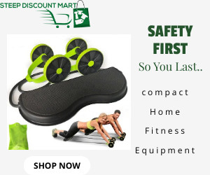 Compact Home Fitness Equipment