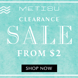 Clearance sale from $2 | METISU