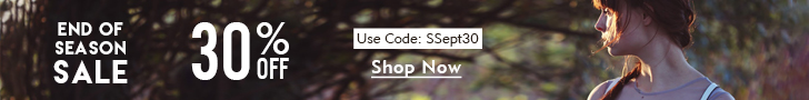 30% OFF on Orders Over $300 with code: SSept30