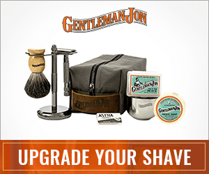 Gentleman Jon | Upgrade Your Shave
