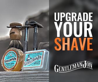 Gentleman Jon | Upgrade Your Shave