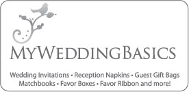Wedding Invitations, Napkins, Gift Bags and more!