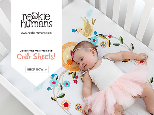 Discover the most whimsical crib sheets