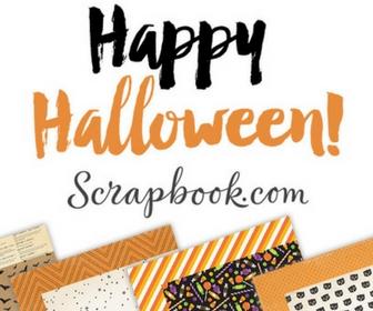 Happy Halloween from Scrapbook.com!