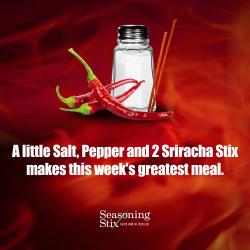 Sriracha Stix