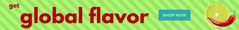 Get global flavor - Piquant Post