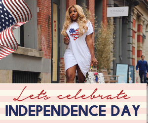 Let's celebrate Independence Day, Hot Sale on 4th of July! Extra 40% Off Limited Time Only!