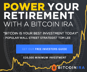 Buy bitcoins using your IRA of 401(k)