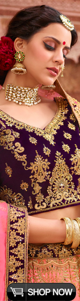 Alluring Style A Line Wedding Lehenga Choli
