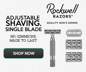 Rockwell Razors Safety Razors