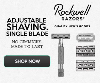 Rockwell Razors Safety Razors