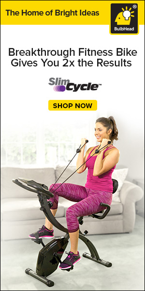 Breakthrough Fitness Bike Gives You 2x Results in Half The Time
