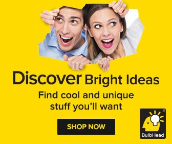 BulbHead - Home Of Bright Ideas - Top Products, Hacks & More?. Shop Now!
