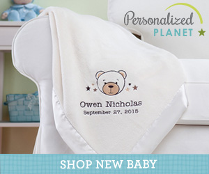 Shop baby gifts at PersonalizedPlanet.com