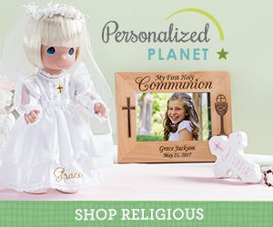 Shop religious gifts at PersonalizedPlanet.com