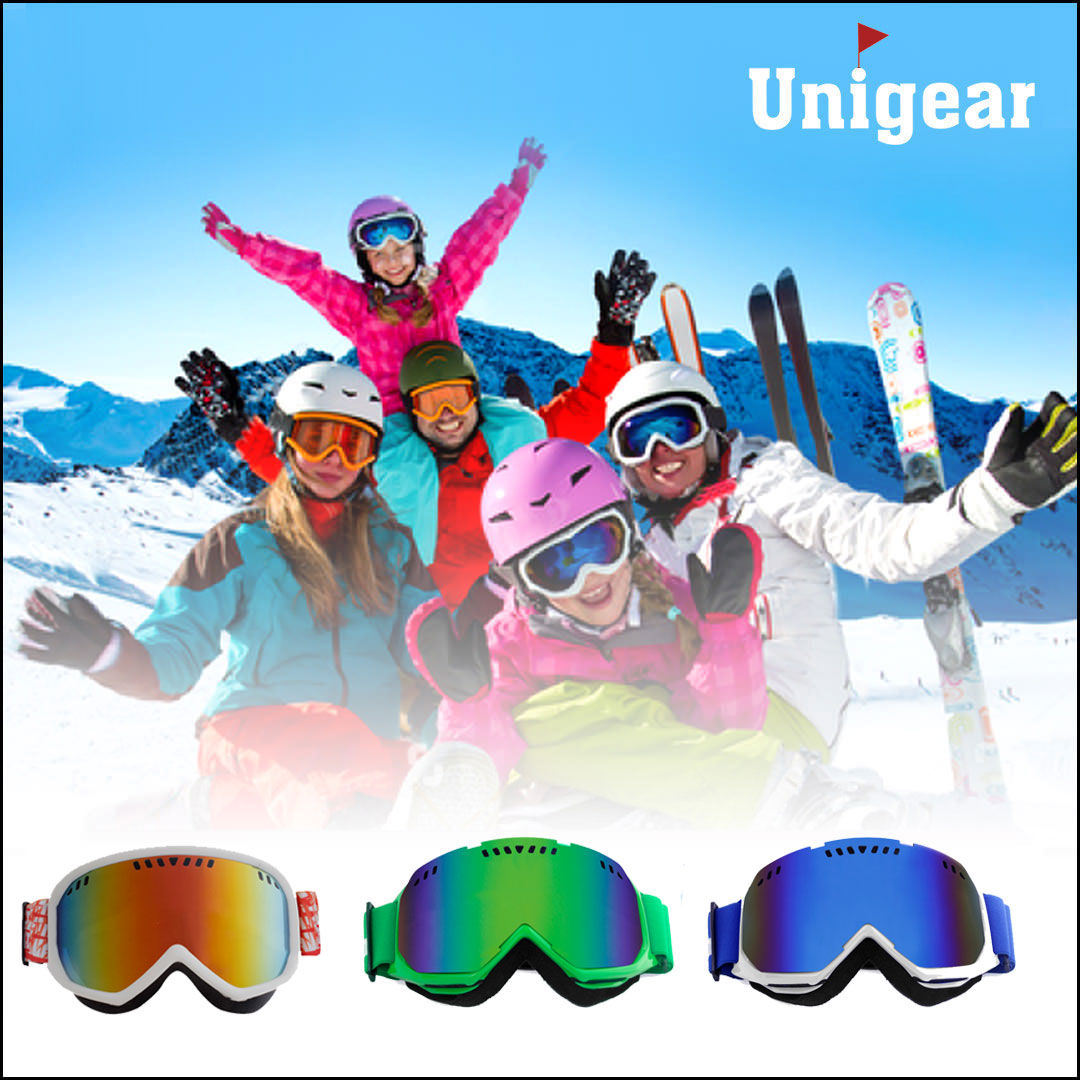 30% OFF FOR UNIGEAR REVO SKI GOGGLES