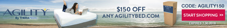 Shop AgilityBed.com today