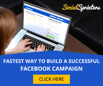 Socialsprinters - Fastest Way to Create Applications for your Facebook Business Page.