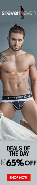Gay designers underwear at Steveneven
