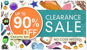 Clearance SALE,beading supplies